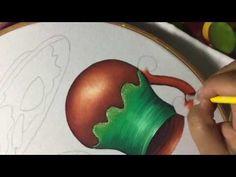 Pintura En Tela Desayuno #1 Con Cony