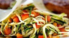 Easy dinner recipes: Meatless Monday summer slaw variations #dinner #recipes #easy