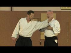 Atemi et distance - Aikido Kobayashi - YouTube