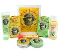 Win 1 of 4 Burt's Bees Gift Baskets