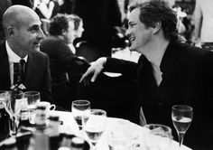 ♪Colin Firth & Mark Strong