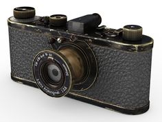 Leica 0-series vintage camera 3D Model #AD ,#series#Leica#vintage#Model Leica Camera, Vintage Models, Diffuser, Woods, Zero, Industrial, Photos, Pictures, Woodland Forest