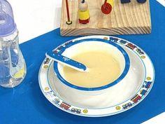 Sopa de sémola por Lucrecia Cutler