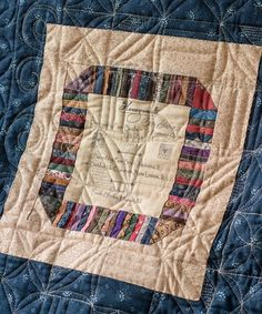 Personalize your quilt with unique labels! From printing your own designs to  piecing a label block, these ideas will showcase the love that went into each  quilt you make.