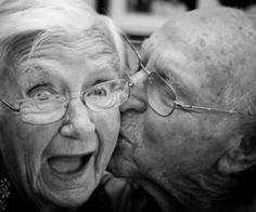 Old people are cute