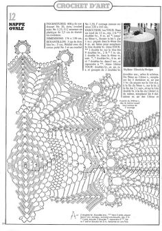 Tricot Selection Crochet d'Art 121 1988-01 - inevavae 2 - Picasa Web Albums