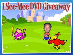 I See Me Personalized DVD Giveaway – 2 Winners