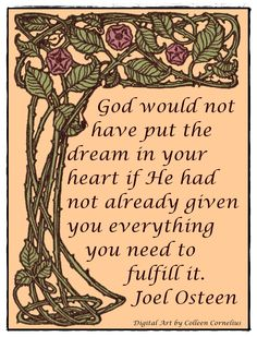 Butterfly In The Attic: Inspirational and Spiritual Sunday - Dreams