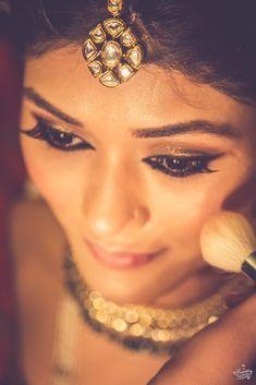 "Photo from album ""Anju and Manan"" posted by photographer The Memory Painters Lehenga Wedding, Lehenga Saree, Mehendi, Wedding Jewelry, Real Weddings, Memories, Album, Wedding Dresses, Earrings"