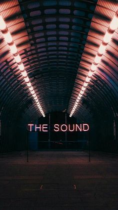 neon   THE SOUND