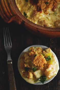 Low-Carb Baked Seafood Casserole Recipe