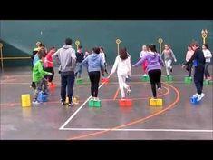 EQUILIBRIO I EDUCACIÓN FÍSICA (5º Primaria) - YouTube
