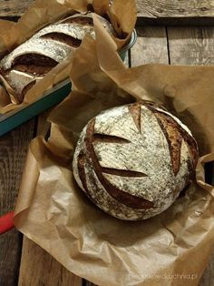 Chleb z Vermont na zakwasie Vermont, Bakery, Food And Drink, Favorite Recipes, Bread, Cooking, Buns, Kitchen, Brot