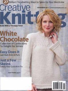 Novembro Knitting Criativo 2011