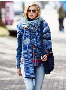 shepherd wrap sweater