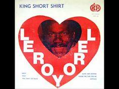 Short Shirt, Leroy. Calypso from Antigua.