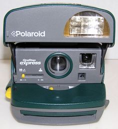 Polaroid 600 OneStep Express Instant Film Camera Impulse Lot of 3 Cameras #Polaroid