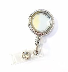 Seashell and starfish rn nurse floating charms memory locket locket badge reels floating charm badge holders locket lanyards plain locket badges diy badge clips make your own badge reels aloadofball Image collections
