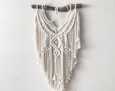 EXTRA Large Macrame Wall Hanging Wall Hanging by MOXmacrame