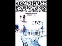 RADIOHEAD - OK COMPUTER (FULL LIVE ALBUM)