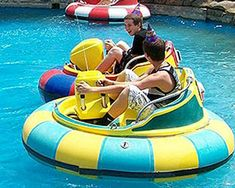 Kids Bumper Boats