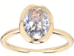 Scarlett Johansson Engagement Ring #ring #engagement #diamond #bling