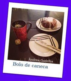 Dieta Dukan - Dieta da Luluzinha: BOLO DE CANECA