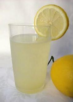 Lemonsoda fatta in casa bimby