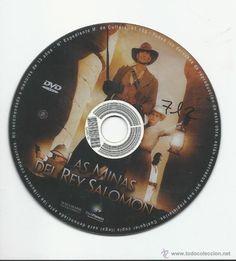 Las minas del rey Salomón -2004 Segunda  mano bueno, SIN CAJAS