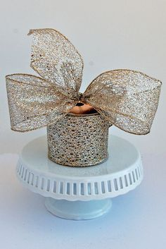 Platinum, glitter coral, Christmas wired ribbon, Silver, Majestic Mink
