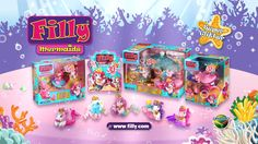 Let's collect all the Filly Mermaids My Little Pony, Mermaids, Mlp, Little Mermaids