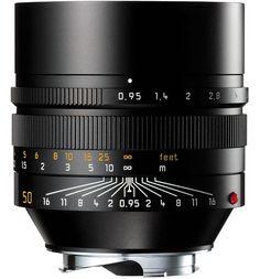 Leica 50mm f/0.95 Noctilux-M Asph lens review (video)