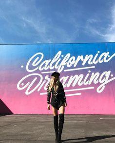 "745 Me gusta, 26 comentarios - Natascha Elisa (@nataschaelisa) en Instagram: ""✌ #California"""