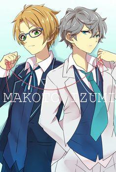 Makoto & Izumi | Ensemble Stars