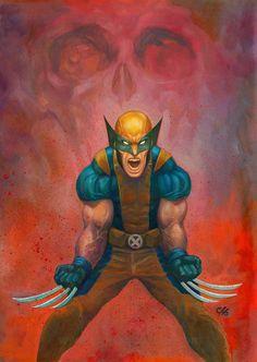 FRANK CHO - Savage Wolverine #1 Variant Cover art : http://www.libertymeadows.com/