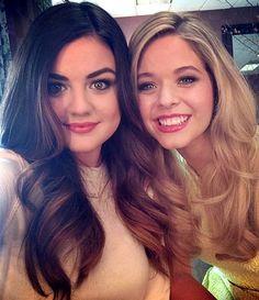 ♥Lucy and Sasha