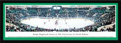 North Dakota Panoramic - Ralph Engelstad Arena Picture