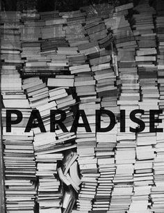 Paradise indeed! We see a few Hay House books in there, too! :)