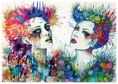 Godesses of the Nature by =PixieCold on deviantART