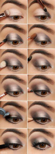 17 Tutoriales de belleza que resolverán todas tus dudas de maquillaje