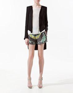 STUDIO BLAZER GATHERED AT THE BACK - Blazers - Woman - ZARA $159.00 USD