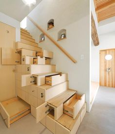 Space-saving solutions straight from Japan