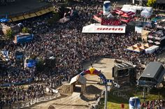 Slopestyle 2011 crowds