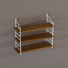 String shelf from Annina Günther