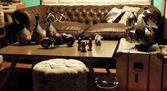 #rincones #chester #sillon #living #decoracion #casaeclectica #decochic