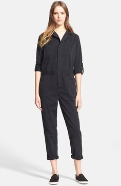 Current/Elliott 'The Mechanic' Jumpsuit available at #Nordstrom