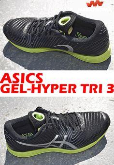 online store 21545 90fc8 Las zapatillas running ASICS GEL-HYPER TRI 3 es extremadamente ligera y  optimizada para los