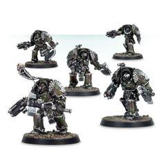 Iron Hands Legion Support Cadre