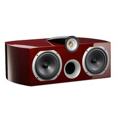 Triangle Signature Gamma center channel speaker Exclusively developed for the company signature range GAMMA is a center channel loudspeaker for home