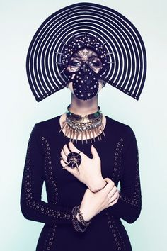 BDSM couture | We Heart It